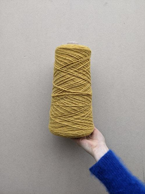 Yellow 01 Wool Blend