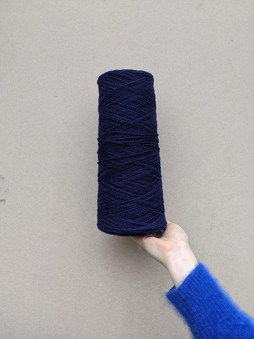 Navy 01 Wool Blend