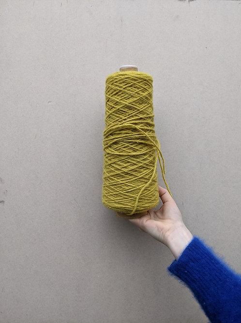 Yellow 03 Wool Blend