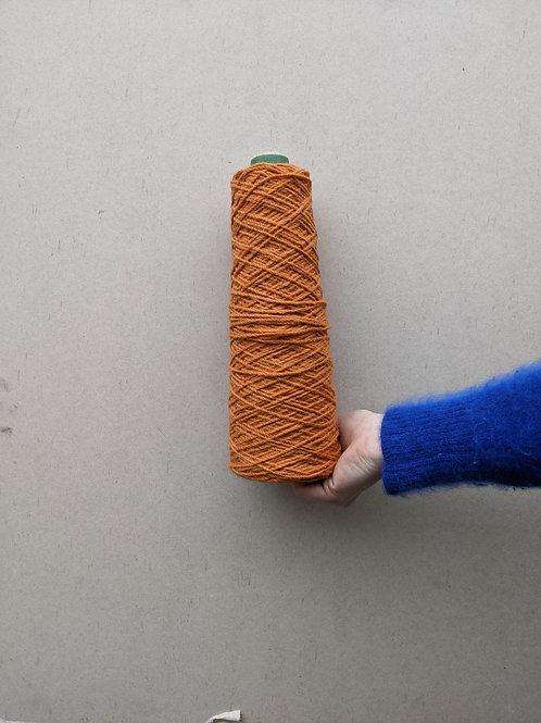 Orange 04 Wool Blend