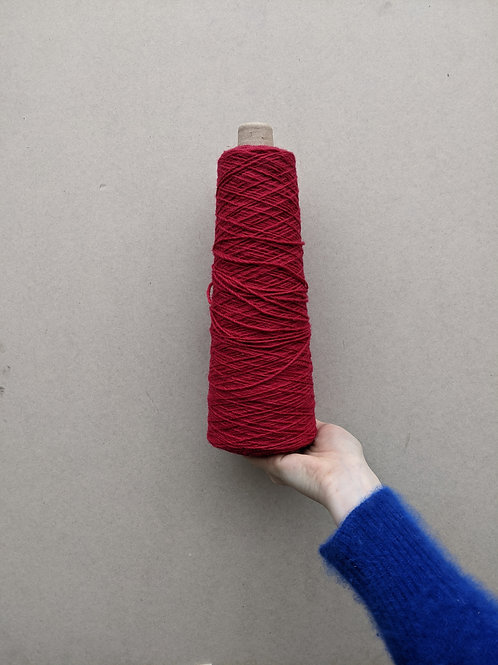 Red 03 Wool Blend