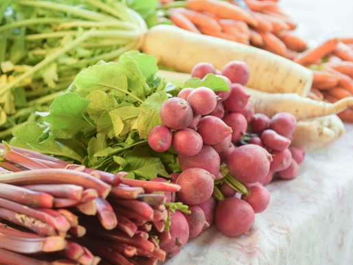 Why Shopping at Farmer's Markets are Good For Your Health.
