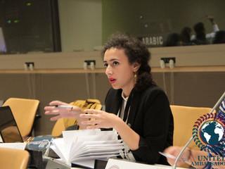 Success story, Egypt - MUN 2016 Assembly UN HQ NYC - Hoda Kassem