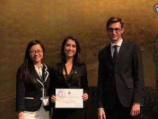 Success story - MUN 2016 Assembly UN HQ NYC - MaltaMUN - Luisa Cassar Pullicino