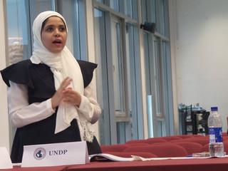 Success story from Kuwait - MUN Academy Graduate - Mariam Behbehani