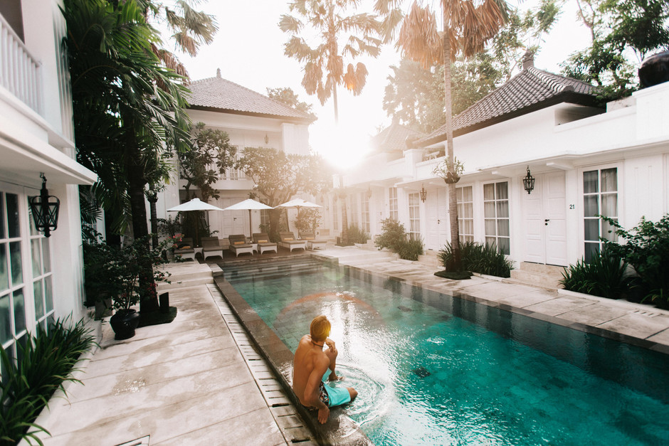 The Colony Hotel Bali experience