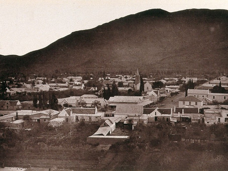 History of Graaff-Reinet and district