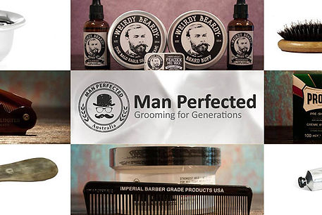 Online Shopping Centre Austalia man perfected mens grooming