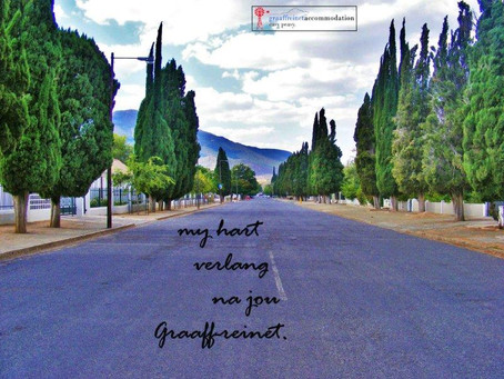 Best places to stay in Graaff Reinet.