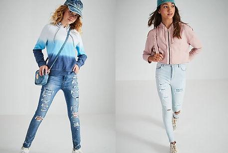 Online shopping centre Australia pavement teen girls clothing
