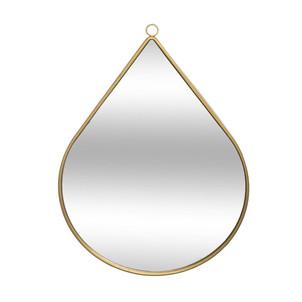 Miroir Métallique en Forme de Goutte.jpg