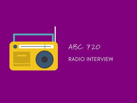 ABC Western Australia Radio Interview