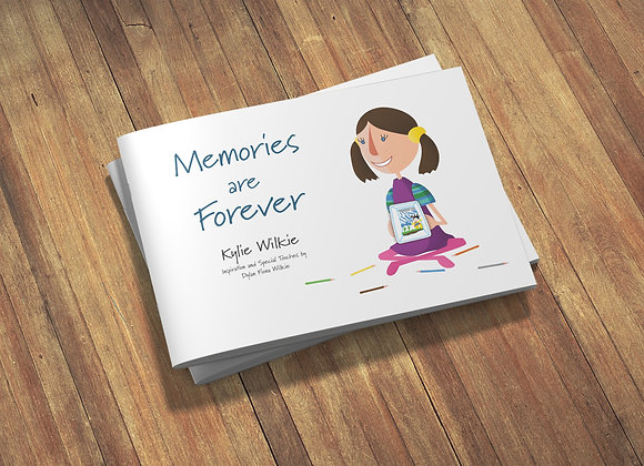 Book - Memories are Forever