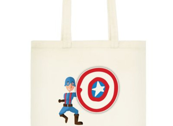 Book Bag - Captain Awesome