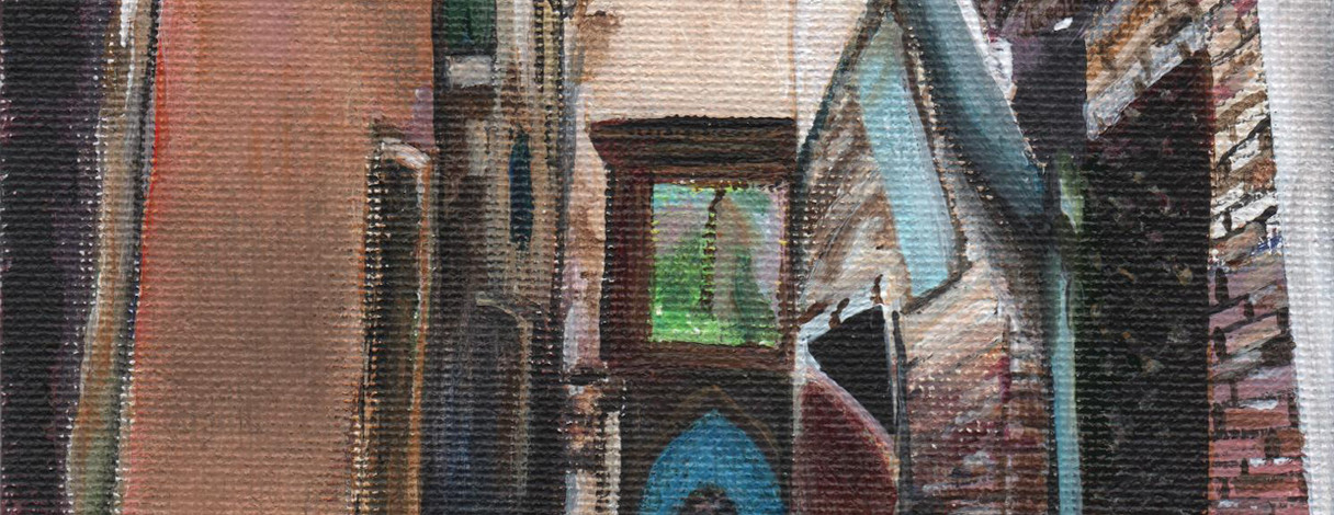 Venetian Escape Alley