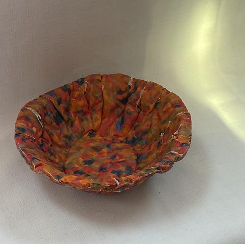 Jellyfish Bowl - 14-16cm -speckled bowl