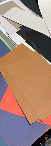Matte Board, Paper, Card