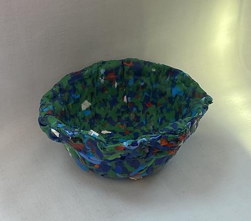 Jellyfish Bowl - 10-12cm -Speckled