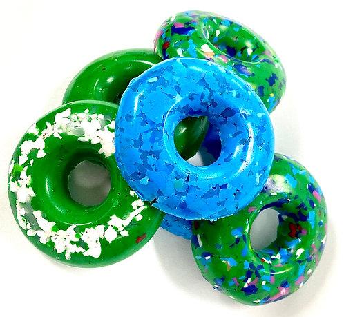 Jellyfish Ornamental Doughnuts - General Order -Various Colours