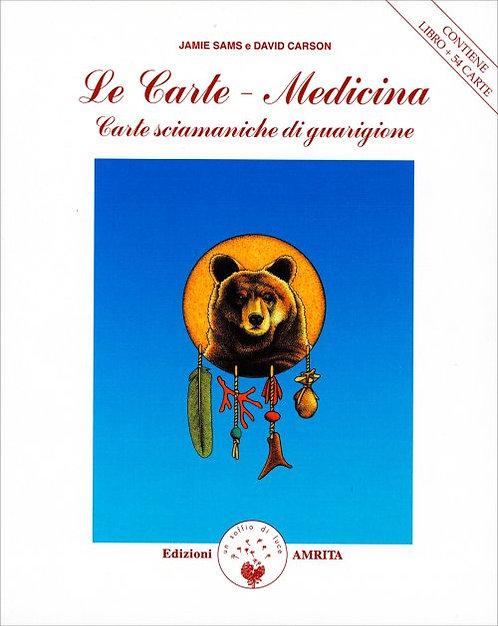 LE CARTE MEDICINA. Jamie Sams