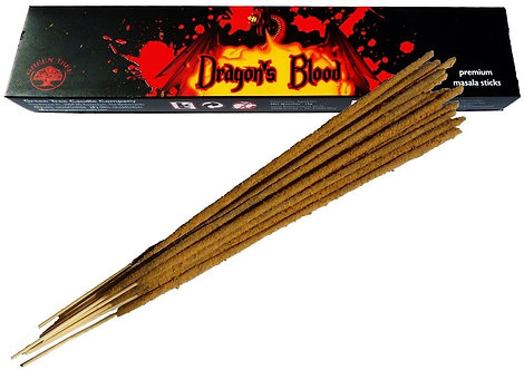 SANGUE DI DRAGO - Incenso in stick