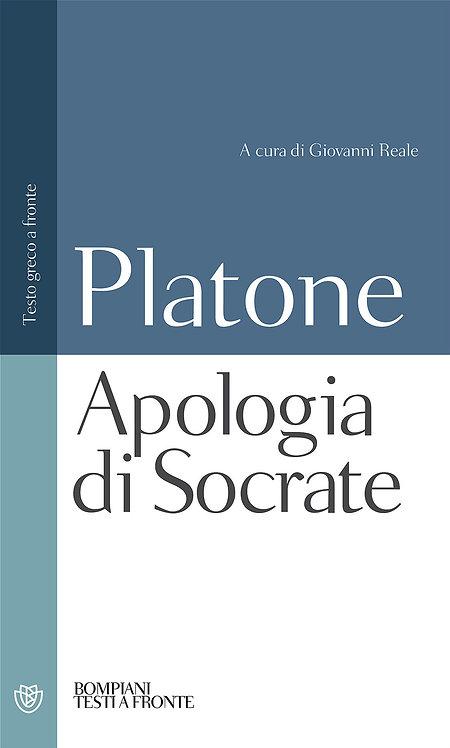 APOLOGIA DI SOCRATE. Platone