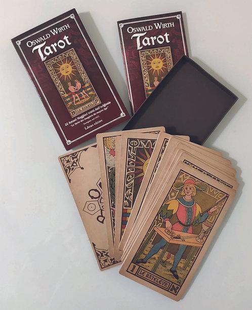 TAROCCHI OSWALD WIRTH. Nuova edizione limitata