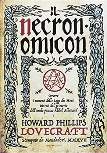 NECRONOMICON - Howard P. Lovecraft