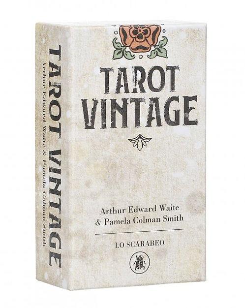 VINTAGE TAROT - Arthur Edward Waite