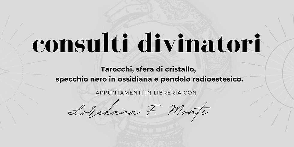 CONSULTI DIVINATORI CON TAROCCHI E SFERA DI CRISTALLO