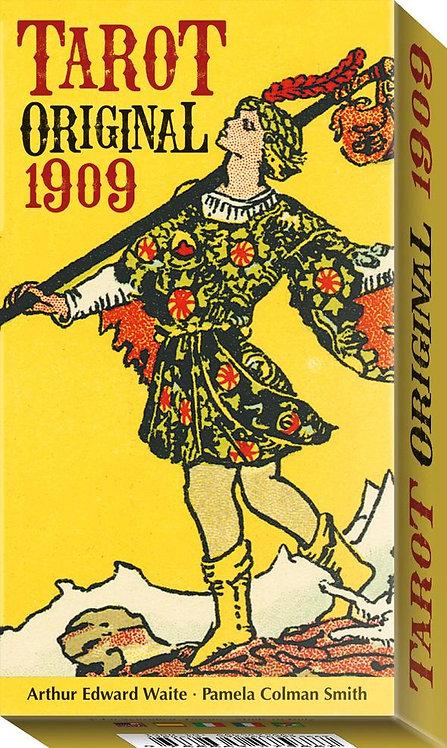 TAROT ORIGINAL 1909 -