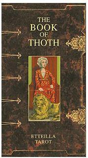 Il Libro di Thoth (Tarocchi di Etteilla)