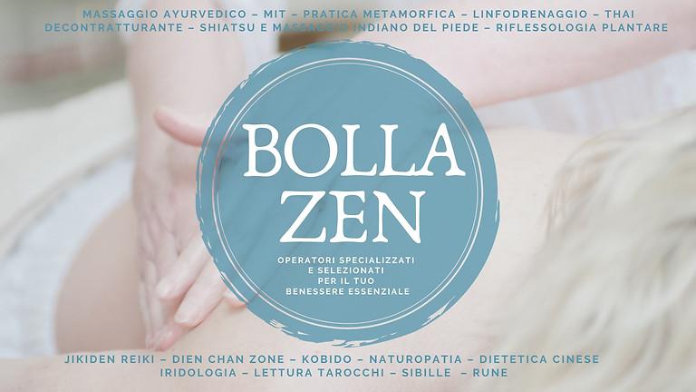 BOLLA ZEN. Il benessere olistico itinerante a Milano