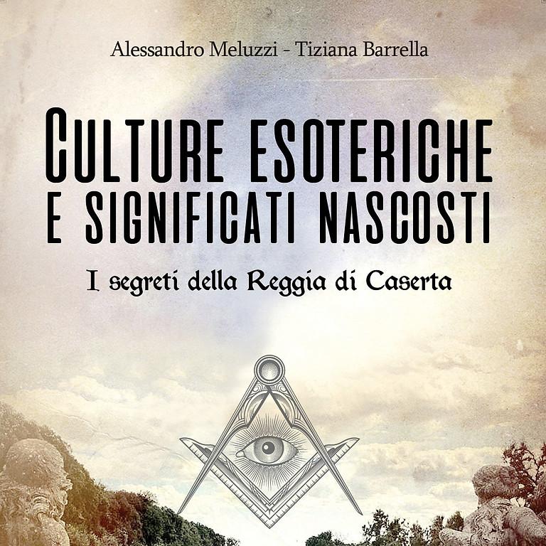 """Presentazione libro """"Culture esoteriche e significati nascosti"""" con Alessandro Meluzzi e Tiziana Barrella"""