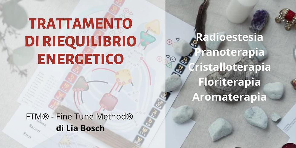 TRATTAMENTI DI RIEQUILIBRIO ENERGETICO CON LIA BOSCH