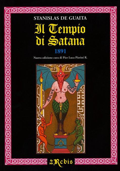 IL TEMPIO DI SATANA. Stanislas de Guaita