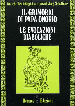 IL GRIMORIO DI PAPA ONORIO - Jorg Sabellicus