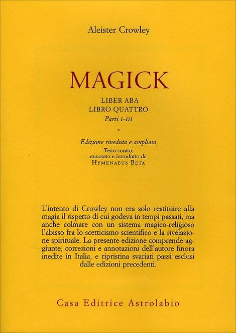 MAGICK (nuova edizione) - Aleister Crowley