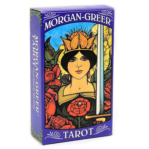 MORGAN GREER TAROT