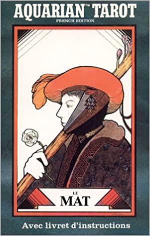 AQUARIAN TAROT - David Palladini. Edizione francese 1993