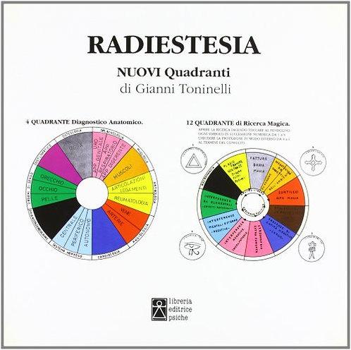 RADIESTESIA. NUOVI QUADRANTI. G. Toninelli
