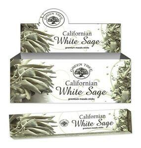 CALIFORNIAN WHITE SAGE  - salvia bianca incenso in stick
