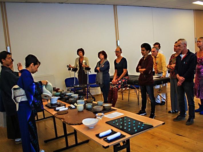 Houjicha workshop in Rotterdam