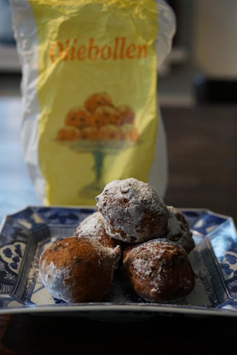 Oliebollen - Netherlands' Classic Snack for Winter