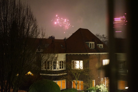 Celebrating the New Year for the 5th time in the Netherlands