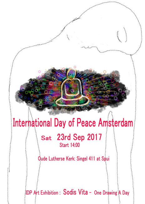 International Day of Peace Amsterdam 2017