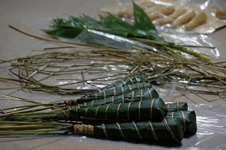 Chimaki making