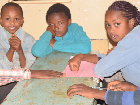 Being a 'Dignified Child': How we help the poorest children in Kenya