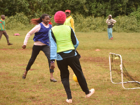 Equal Opportunity Football: How we are challenging cultural taboos through sport