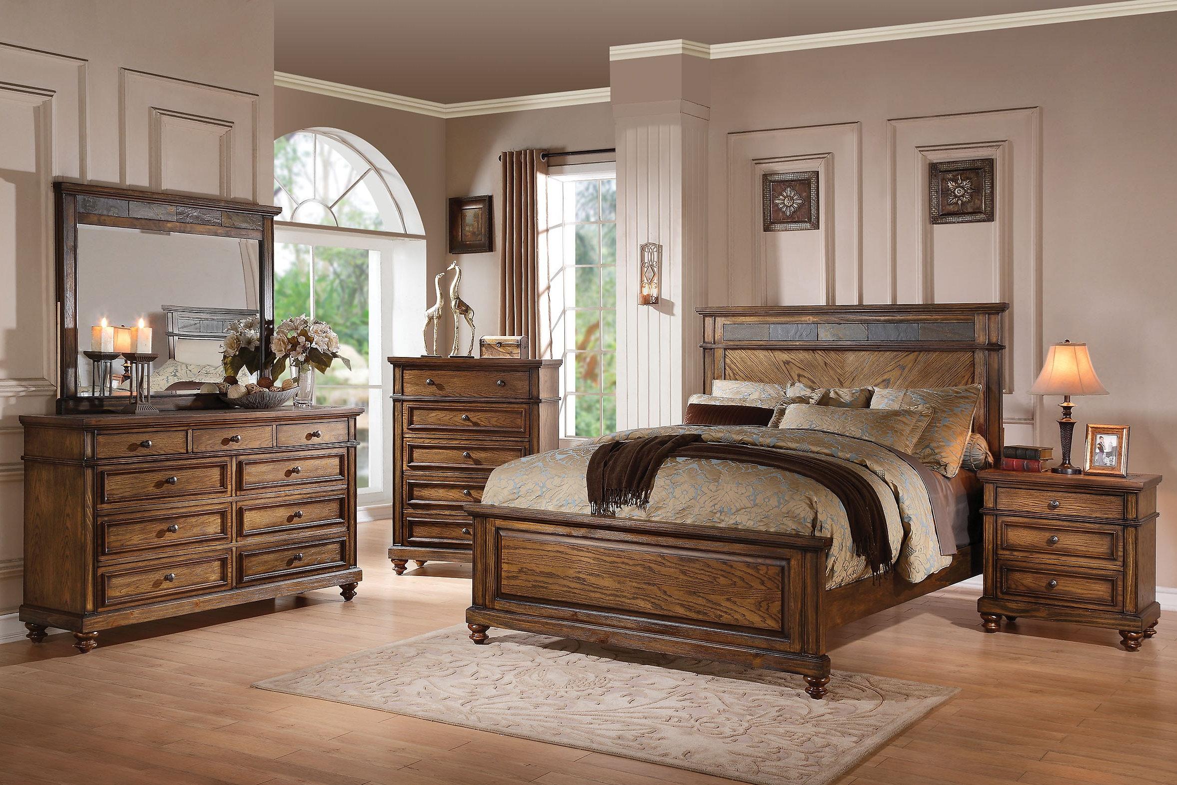 queen size bedroom suite. 4PC QUEEN SIZE BEDROOM SET navarrosfurniture